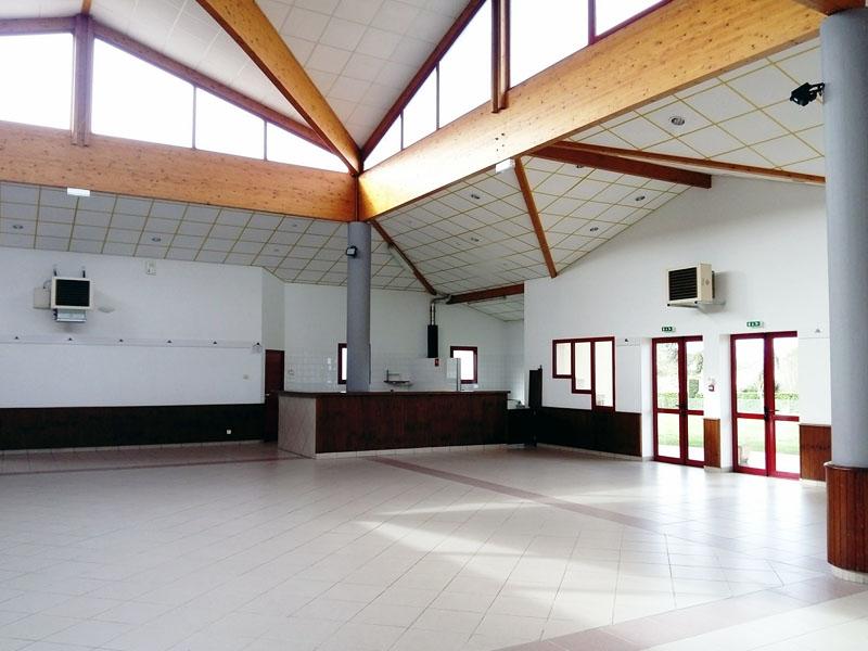 Grande salle des fêtes pour concert, loto, ... Lot-et-Garonne