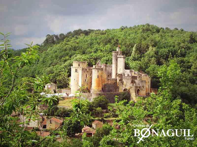 Sorties 47 - Château de Bonaguil à Fumel